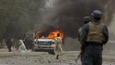 Afghanistan Traffic Accident